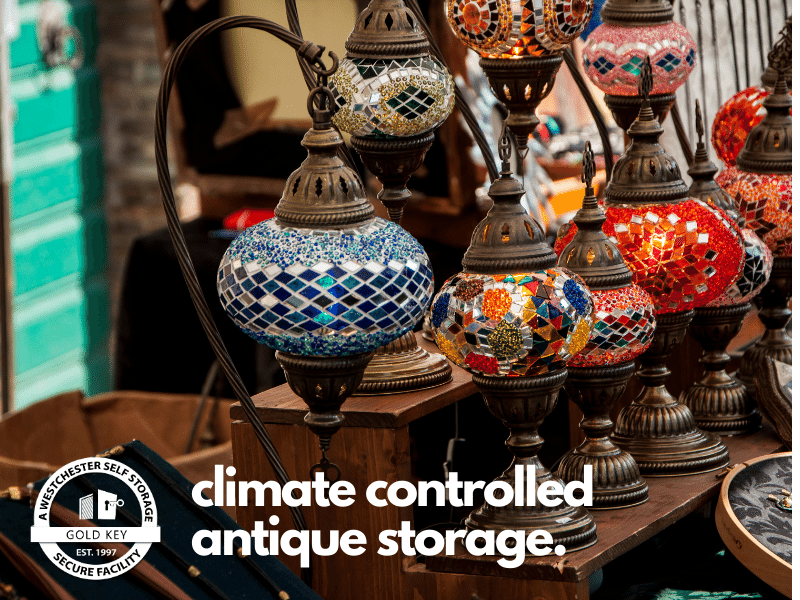 climate controlled antique storage